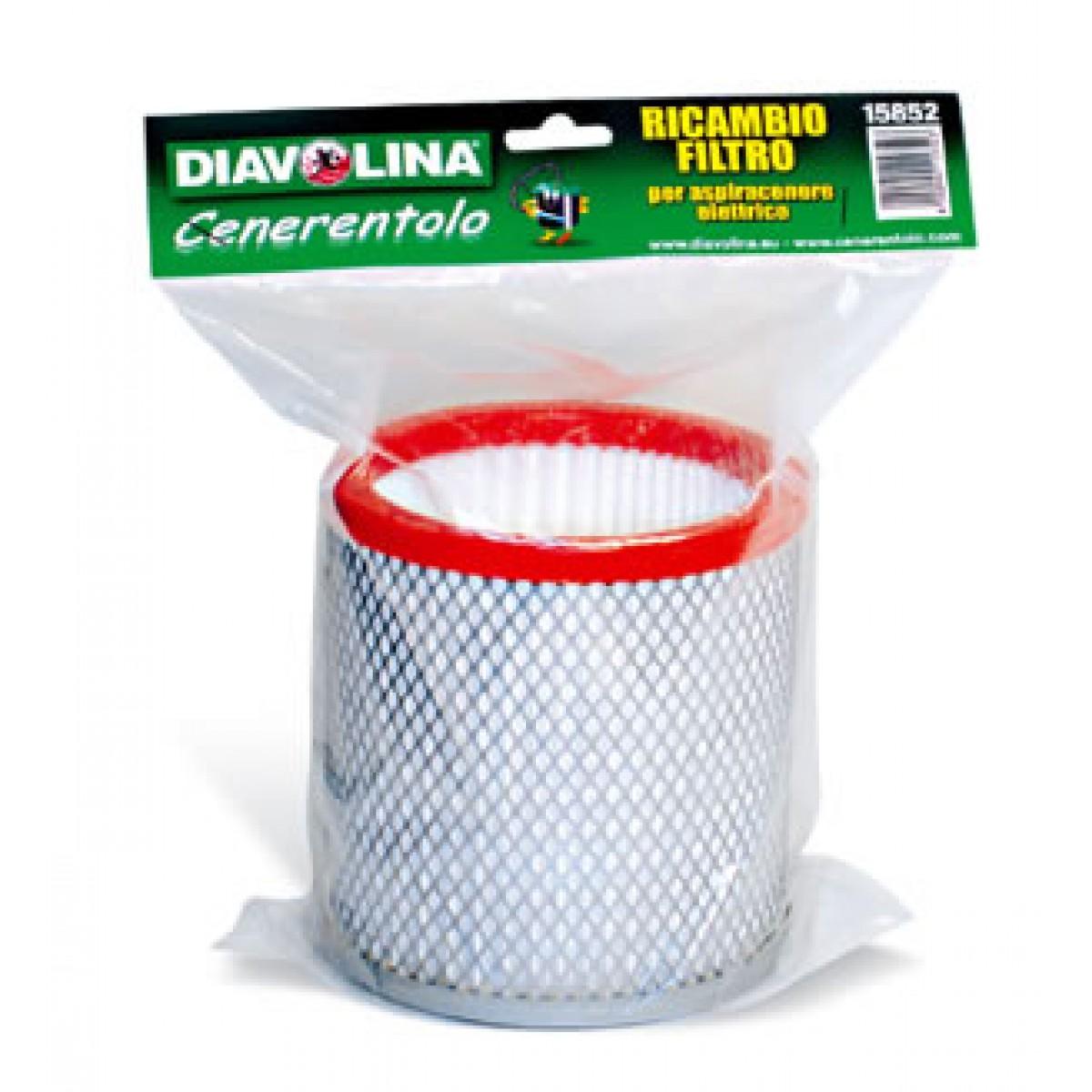 Aspirateur cendre cenerentolo diavolina v146 bidon - Aspirateur cendre pellet ...