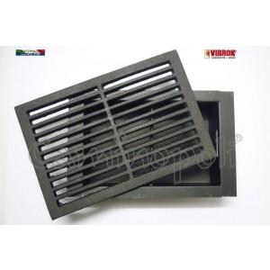 Griglia e Cassetto cenere Vibrok G300-M-VIB