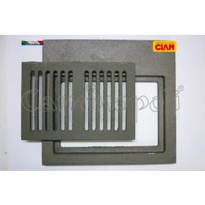 Griglia e Cornice G300-6-CLAM