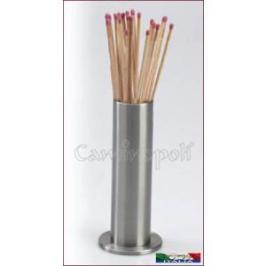 Portafiammiferi in acciaio X105