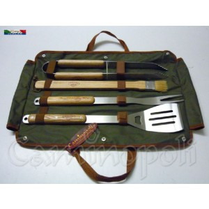 Set attrezzi per Barbecue V145 BBQ